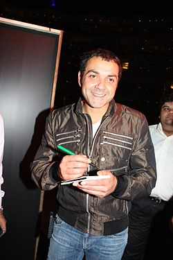 Bollywood Actor Bobby Deol's Biography