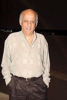 About Mukesh Bhatt Actor Biography Detail Info