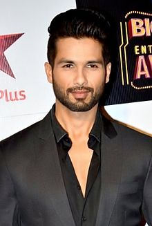 About Shahid Kapoor Actor Biography Detail Info