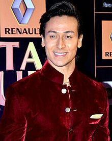 About Tiger Shroff Actor Biography Detail Info