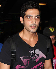 About Zayed Khan Actor Biography Detail Info