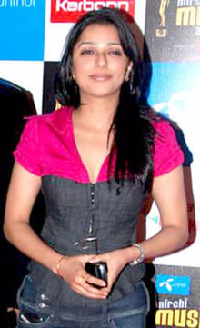 About Bhumika Chawla Actress Biography Detail Info