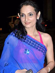 About Rajeshwari Sachdev Actress Biography Detail Info