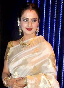 About Rekha Actress Biography Detail Info