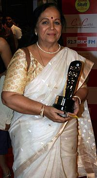 About Rohini Hattangadi Actress Biography Detail Info
