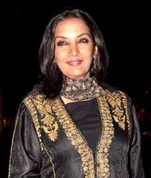 About Shabana Azmi Actress Biography Detail Info