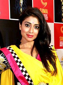 About Shriya Saran Actress Biography Detail Info