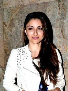 About Soha Ali Khan Actress Biography Detail Info