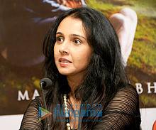 Bollywood Actress Suchitra Krishnamoorthi Biography