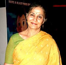 About Suhasini Mulay Actress Biography Detail Info