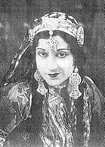Bollywood Actress Sultana Biography