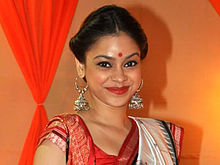 Bollywood Actress Sumona Chakravarti Biography