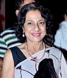 About Tanuja Actress Biography Detail Info