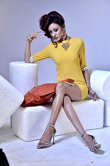 Bollywood Actress Vedita Pratap Singh Biography