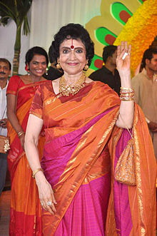 About Vyjayanthimala Actress Biography Detail Info