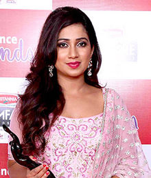 About Shreya Ghoshal Actress Biography Detail Info