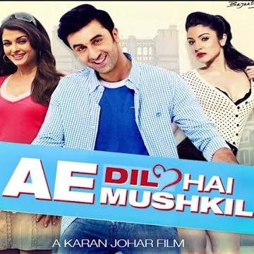About Ae Dil Hai Mushkil Movie Details