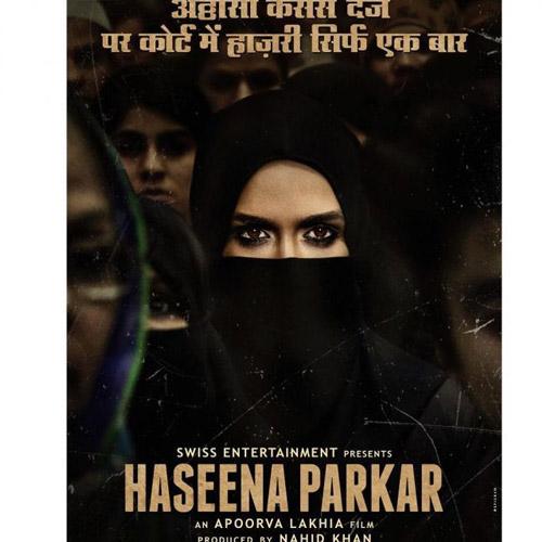 About Haseena Parkar Movie Details