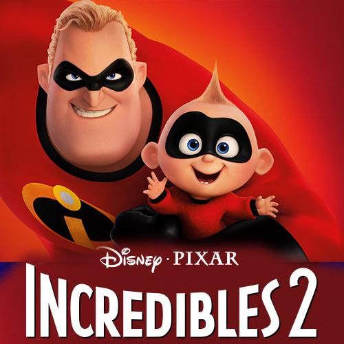 Incredibles 2 (English) Hindi Movie Live Review & Ratings