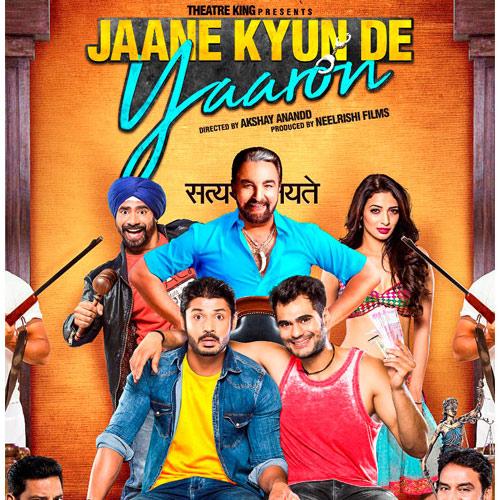 Jaane Kyun De Yaaron Hindi Movie Live Audio Review & Ratings