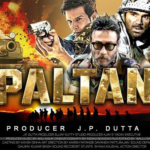 About Paltan Movie Details