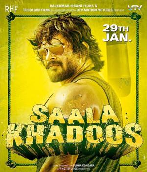 Saala Khadoos Movie Review & Ratings 2.71 out Of 5.0