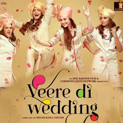 Veere Di Wedding Hindi Movie Live Review & Ratings