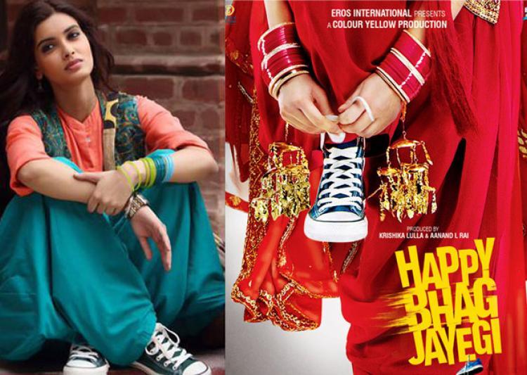Happy Bhaag Jayegi release date is here    Hindi Movie News   Cinema Profile