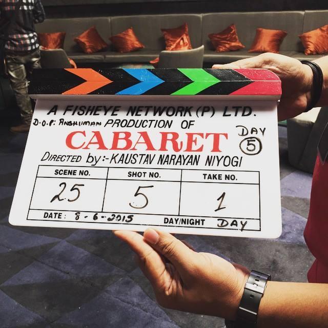 Richa Chadda joins sets of Cabaret     Hindi Movie News   Cinema Profile