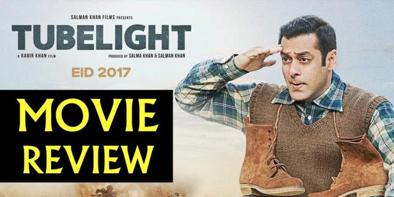 Tubelight movie Live review by audience: Salman Khan's Tubelight Hindi Cinema Review    Tubelight Hindi Movie News   Cinema Profile